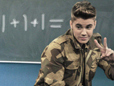 Video Surfaces Showing Justin Bieber Using Three-Syllable Word