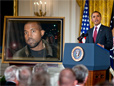 Obama To Send Kanye West To Iraq To Sort Things Out