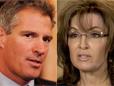 Palin, Brown Announce 2015 Presidential Bid