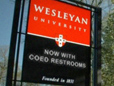 Wesleyan University Mandates Coed Restrooms By 2017